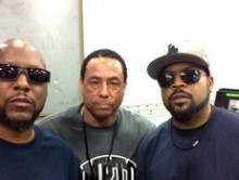 Ice Cube, MC Ren & DJ Yella Reunite To Perform N.W.A Songs At BET Experience