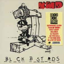 KMD – Black Bastards (2015) [Deluxe Edition]