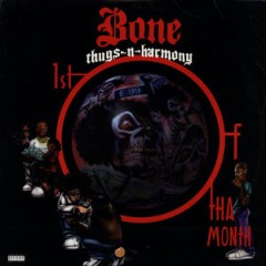 Bone Thugs-N-Harmony – 1st Of Tha Month (4 Track CDS) 1995