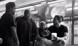 """Eminem & Kendrick Lamar To Be Featured On """"Straight Outta Compton"""" Soundtrack"""