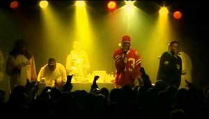 Ghostface Killah, Erick Sermon, Slum Village, DJ Premier – New York Undercover Live In Paris 2007