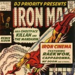 DJ Priority – Iron Cinema (2015)