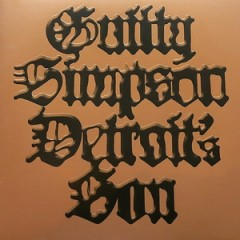 Guilty Simpson – Detroit's Son (2015)