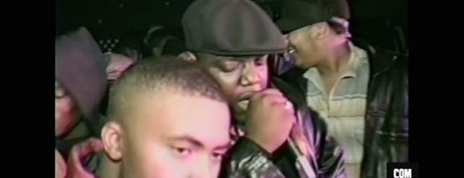 Nas & The Notorious B.I.G. Rap in 1995