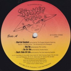 Shaolin Style Records – Shaolin Style (Vls) (1995)