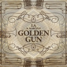 LA & Marcus D – The Golden Gun EP (2015)