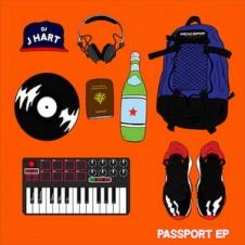 DJ J Hart – Passport EP (2015)