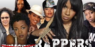 The Best Female Rappers Of All Time…