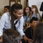 MC Lyte Gives Student $50,000 College Scholarship