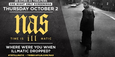 Nas: Time Is Illmatic Full Movie (2014)