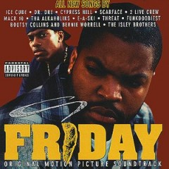 VA – Friday OST (1995)