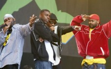 Wu-Tang Clan – Live At Glastonbury (2011)