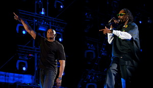 Dr. Dre & Snoop Dogg – Coachella 2012