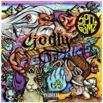 Spit Gemz – Godly Features (2015)