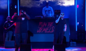 Run the Jewels – Crown on Jimmy Kimmel Live