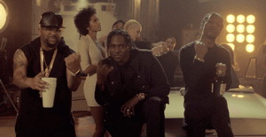 Pusha T – M.P.A. (feat. Kanye West, A$AP ROCKY, The-Dream)