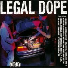 VA – Legal Dope (1995)
