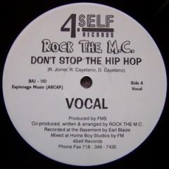 Rock The M.C. – Don't Stop The Hip Hop (1996)