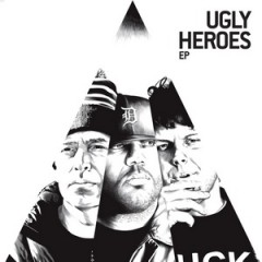 Ugly Heroes (Apollo Brown, Verbal Kent & Red Pill) – Ugly Heroes EP (2014)