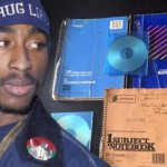 Tupac's Handwritten Notebooks Unearthed & To Go Up For Auction