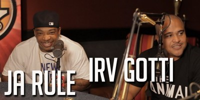 Ja Rule Recalls Irv Gotti Being Upset Suge Knight Visited Him In Studio
