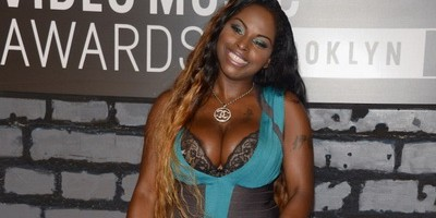 Foxy Brown Honored With Key To Brooklyn