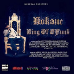 Kokane – Kokane King of G-Funk (2016)