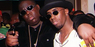 Diddy Shares Never-Before-Seen Footage Of Biggie In The Studio