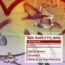 Talib Kweli – Fly Away (Re-Produced) EP (2012)