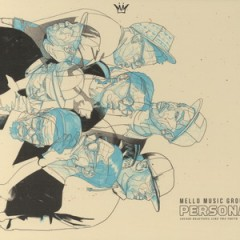 Mello Music Group – Persona (2015)