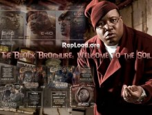 E-40 – The Block Brochure: Welcome to the Soil Vol 1,2,3,4,5,6
