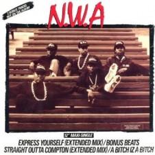 N.W.A – Express Yourself (Maxi Single) (1989)
