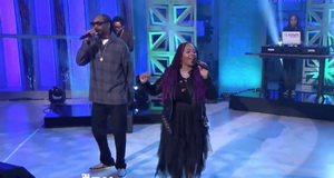 Lalah Hathaway & Snoop Dogg Perform Ghetto Boy