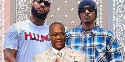 The Game, Snoop Dogg & Minister Louis Farrakhan Call Meeting For Gang Members To Unite