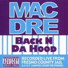 Mac Dre – Back n da Hood EP (1992)