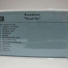 Kamakaze – Head On (Promo LP) (1995)