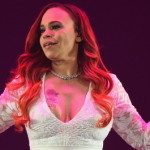 Faith Evans Flashes Her Lady Parts At Bad Boy Reunion Tour