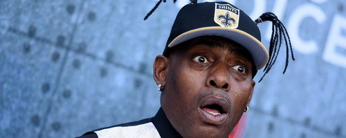 No Gangsta's Paradise For Coolio After LAX Arrest For Illegal Firearm