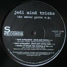 Jedi Mind Tricks – Amber Probe EP (1996)