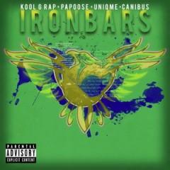 Canibus ft Kool G Rap, Papoose, UniqMe – Iron Bars