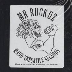 Mr. Ruckuz – The Verdict EP (1998)