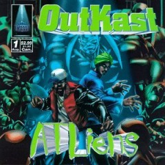 OutKast – ATLiens (1996)