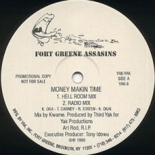 Fort Greene Assasins & Brooklyn Assault Team – Money Makin Time / Beep Me (1996)
