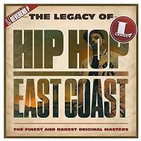VA – The Legacy Of Hip Hop: East Coast [3CD] (2016)