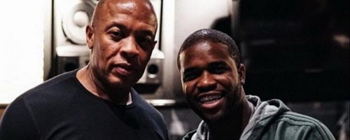 A$AP Ferg Begins Work On New Album With Dr. Dre & Alchemist