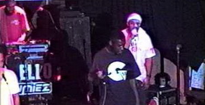 GZA of Wu Tang Clan Live in Seattle August 26th, 1999