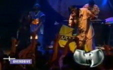 Wu Tang Clan Live In L. A House Of Blues