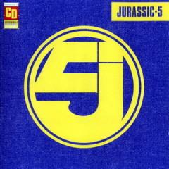 Jurassic 5 – Jurassic 5 LP (1998)