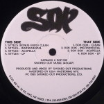 Smoked Out Productions – Styles / Bok Bok (1995)