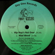 First World – Hip Hop's Not Over (1995)